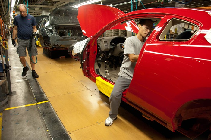 Third Shift Set for Nissan
