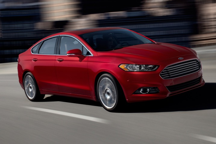 Aston-Like Fusion Holds High Hopes for Ford