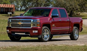 High-Country Accessories for 2014 Silverado Model