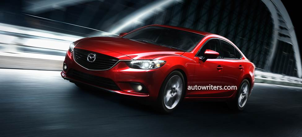 "Mazda is still ""zooming,"" would you believe?"