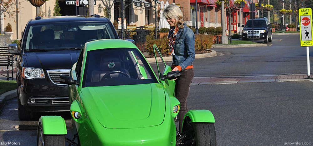 Elio Motors -The Future of Personal Transportation?