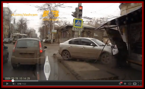 Why Russian Drivers Have Dashboard Cameras