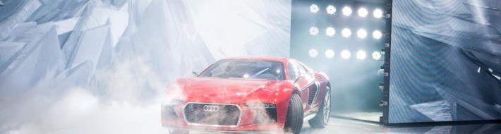 Frankfurt International Motor Show Audi