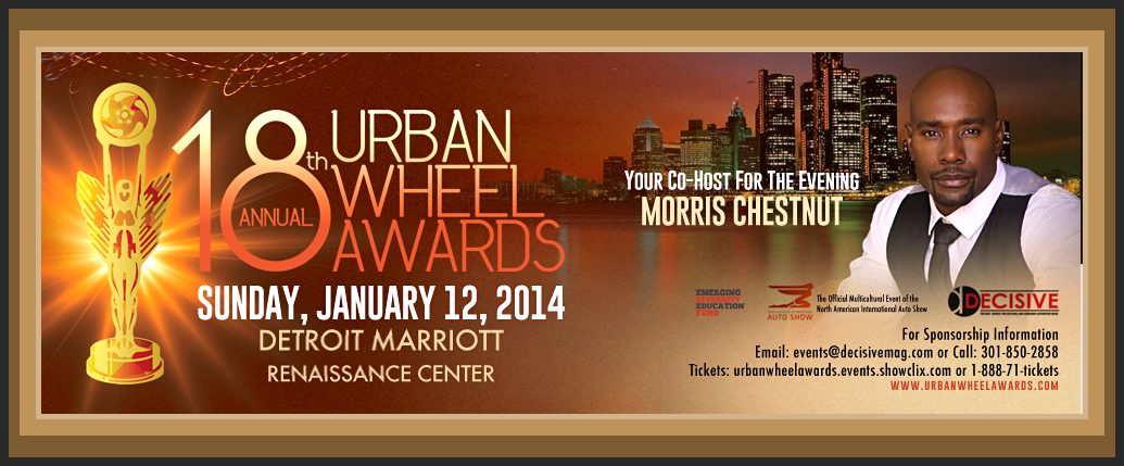 Chestnut and Costa to Host 18th Annual Urban Wheel Awards