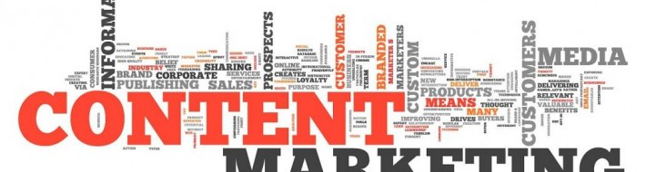 featured content marketing infographic
