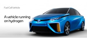Hydrogen Cells Get Boost From Toyota