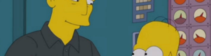 elon musk on the simpsons