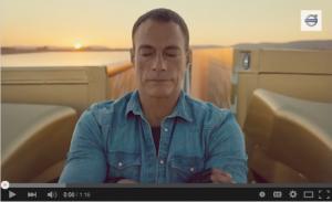 Van Damme Volvo Commercial